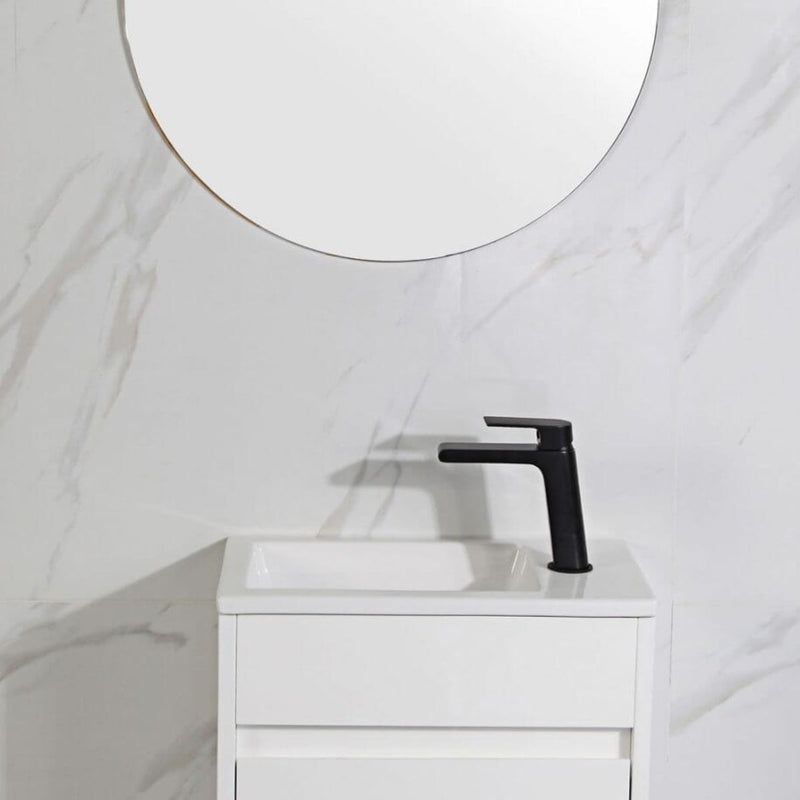 Brant Floor Mounted Compact Vanity 450mm