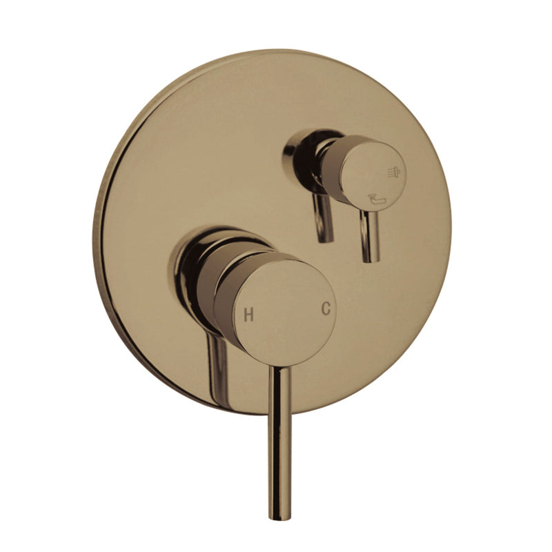 Pentro Pin Handle Shower Mixer Diverter