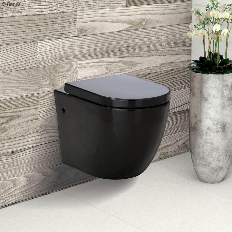Koko Wall Hung Toilet Suite R&T Cistern