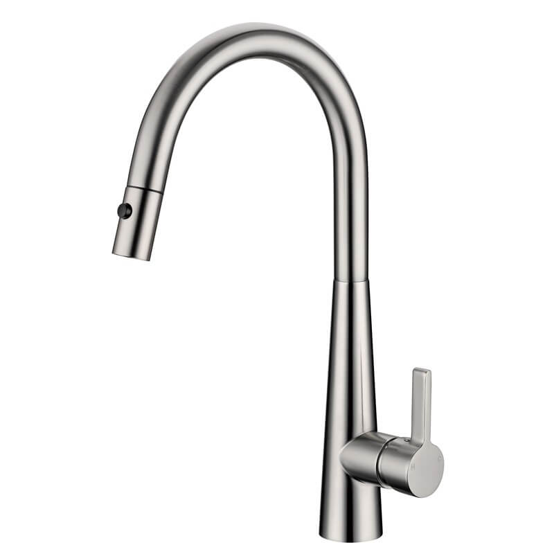 Leah LUX Pull Out Sink Mixer with Veggie Spray