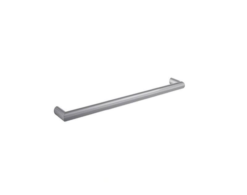 Thermorail Round Heated Towel Rail Rack 600mm x3