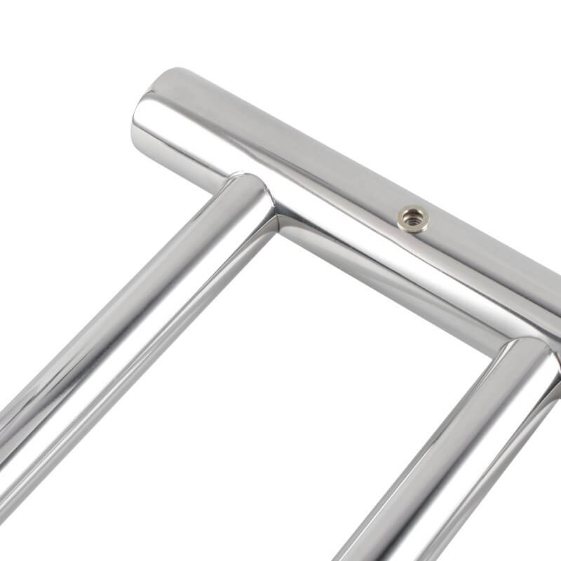 ASCENT Round 7 Bar Rack Heated Towel Rail