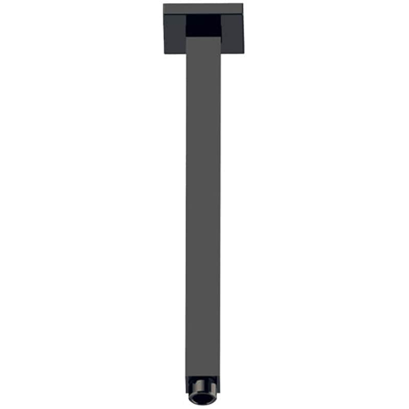 Square Vertical Shower Arm 315mm