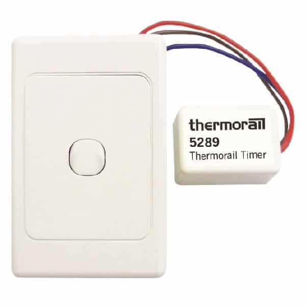 Thermorail Programmable Eco Timer