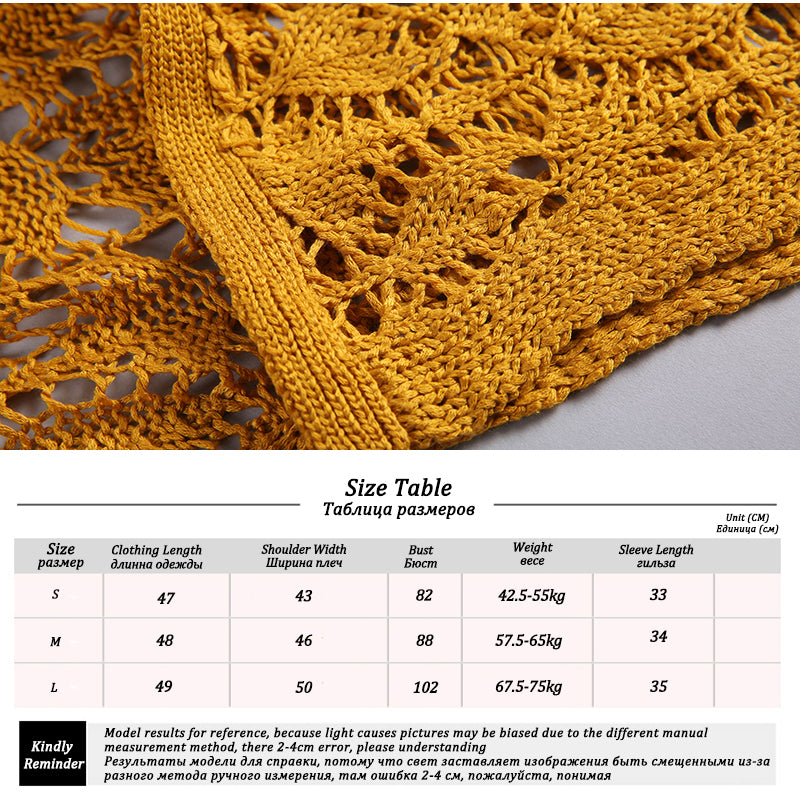 Hollow Cardigan Sweater Women Fashion Long Sleeves 2017 Jumpers Jacket Crocheted Pullover Winter Tricot Ladies Tops 70N0493