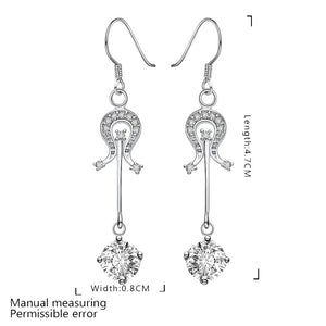E487 2015 New supplies earrings fashion high quality