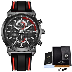New Mens Watches Top Brand Luxury Dial Clock