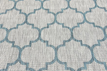 Load image into Gallery viewer, Unique Loom Trellis Outdoor Modern Geometric Area Rug or Runner