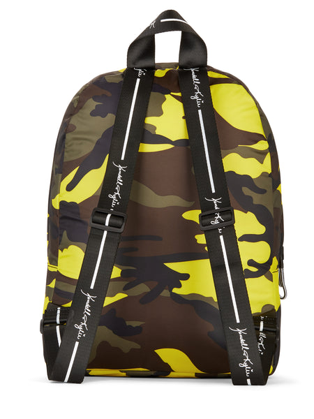 Kendall + Kylie for Walmart Multi Camo Large Backpack