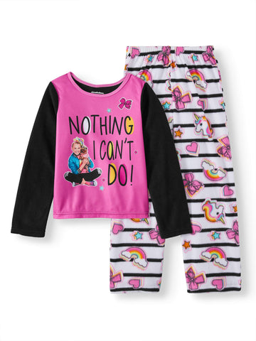 Jojo Siwa Girl's 2-Piece Pajama Set (Little Girls & Big Girls)