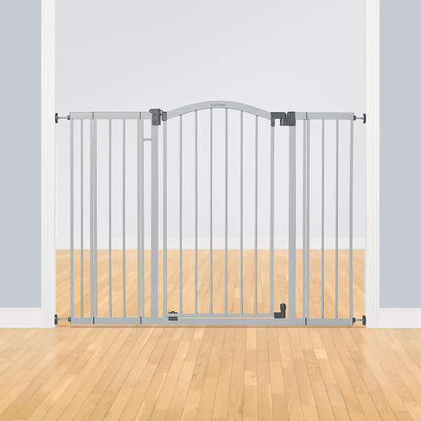 Summer Infant Extra Tall & Extra Wide Safety Gate,