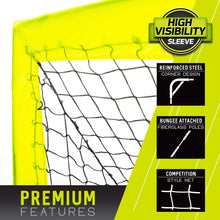 Load image into Gallery viewer, Franklin Sports Blackhawk Portable Soccer Goal