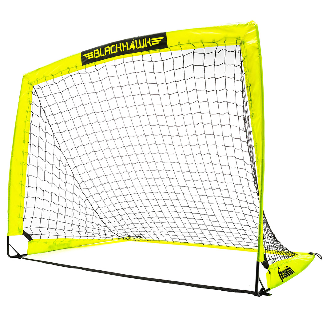 Franklin Sports Blackhawk Portable Soccer Goal