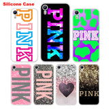 Silicone Soft TPU Cover For iPhone