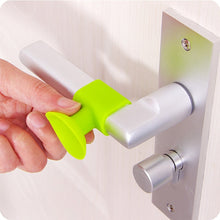 Load image into Gallery viewer, Door Handle Crash Pad Rubber Silicone Pad  Handle Stopper