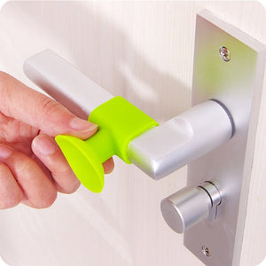 Door Handle Crash Pad Rubber Silicone Pad  Handle Stopper