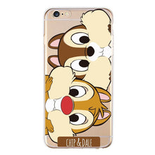 Load image into Gallery viewer, Cute Minnie Silicone Phone Cover Case For iphone