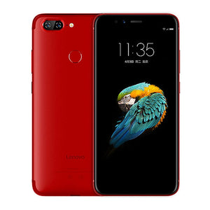 Global Version Lenovo S5 K520 4GB RAM 64GB ROM Smartphone Snapdragon 625 Octa core Dual Rear 13MP Front 16MP Face ID Cellphone