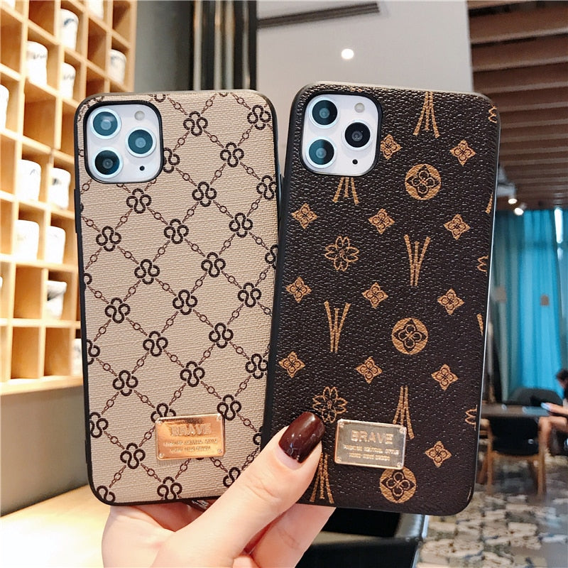 Luxury Brand Fashion Glitter Cute Phone Case For IPhone 6 6S 7 8 Plus X XR XS MAX For 2019 New IPhone 11 Pro Max