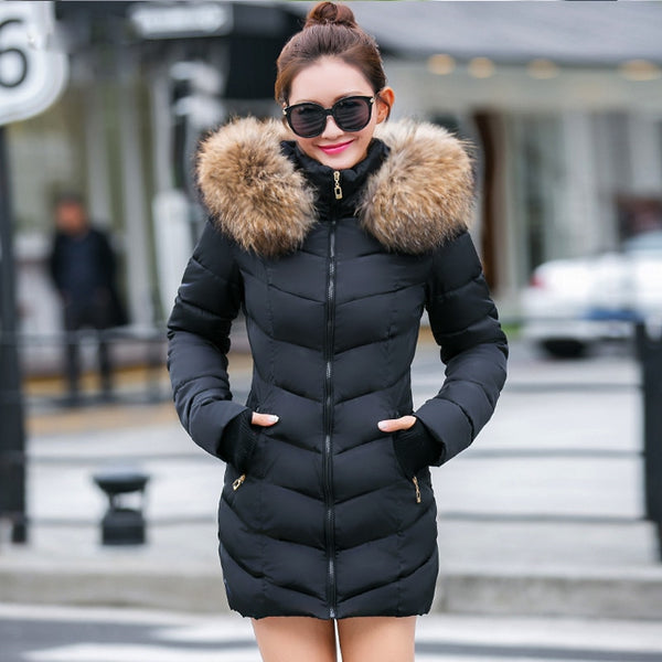 Fashion Winter Jacket Women