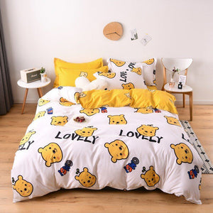 Luxury Bedding Set Dinosaur Bedding Set Bed Full King Queen Twin Bedding Sets for Home