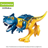 Legoing Jurassic World Park Dinosaur animal Building Blocks