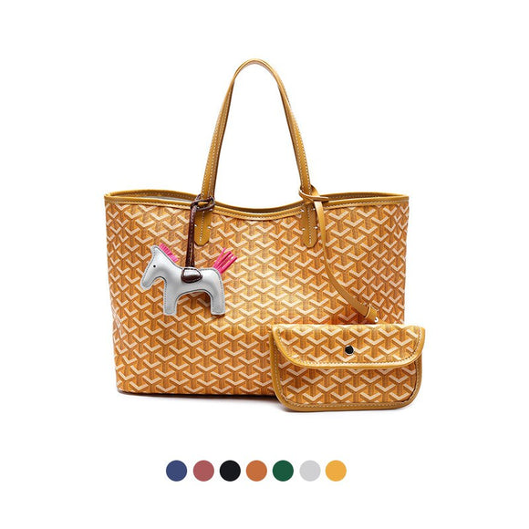 Dog Bag] South Korea Dongdaemun Online Celebrity Celebrity Style Shopping Bag Basket Hand Picture Hot Selling WOMEN'S Bag