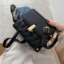 Load image into Gallery viewer, Small PU Leather Crossbody Bags For Women 2020 Fashion Quality Messenger Shoulder Bag Female Travel Handbags and Purses