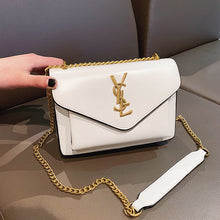 Load image into Gallery viewer, new fashion chain small square bag Korean shoulder bag
