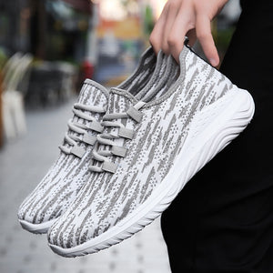 Shoes Men Breathable Elegant Sneakers