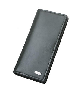 men wallets card holder PU Leather