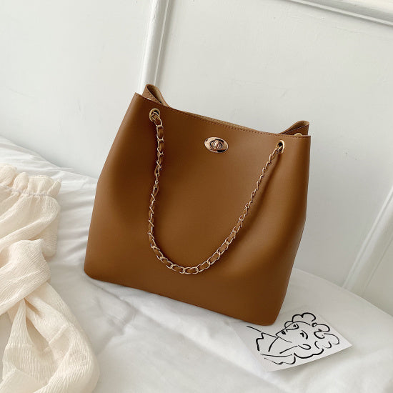 High Capacity PU Leather Crossbody Bags For Women