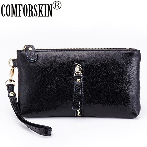 COMFORSKIN Brand Women's Bag New Arrivals Women Day Clutches Brand New Fashion Style Large Capacity Handbag Best Price On Sale