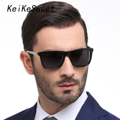 KeiKeSweet Top Polarized Brand Designer Driving Outdoor Rays Sunglasses Men Luxury Party UV400 Male Sport  Sun Glasses Eyewear