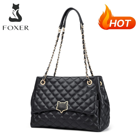 Women Cow Leather Big Top Handle Bags