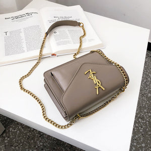 new fashion chain small square bag Korean shoulder bag