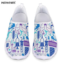 Load image into Gallery viewer, New Cartoon Nurse Doctor Print Women Sneakers Slip On