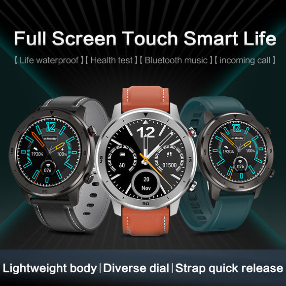 Smart Watch Fitness Tracker Men / Women Wearable Devices
