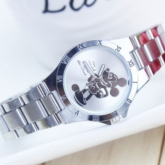 New luxury brand minnie women watch