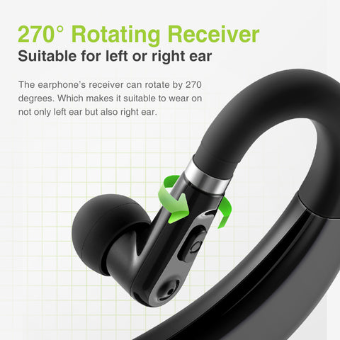 M11 Bluetooth Earphone Wireless Headphones