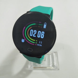 Screen Fitness Tracker Ip67 Waterproof Blood Pressure Heart Rate Monitor Smartwatch