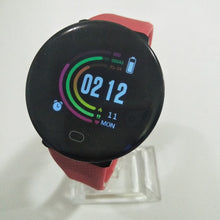 Load image into Gallery viewer, Screen Fitness Tracker Ip67 Waterproof Blood Pressure Heart Rate Monitor Smartwatch