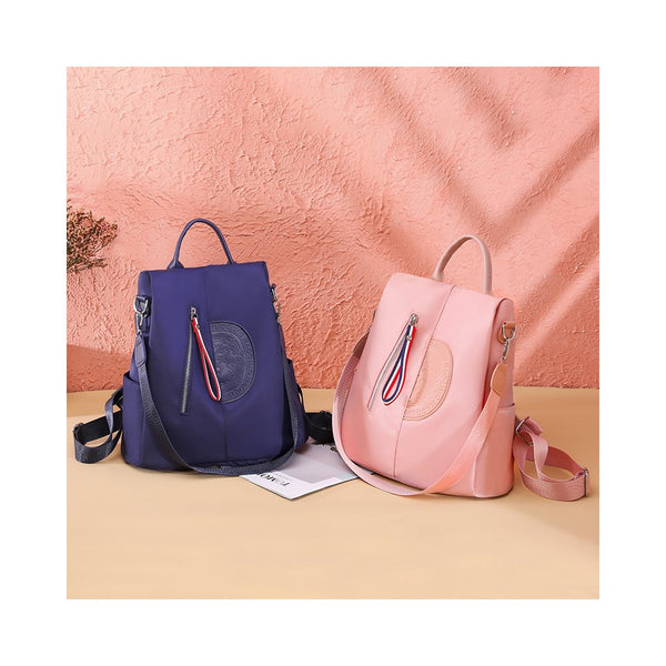 Women Summer Popular Advanced Pouch Backpack Fashion Shoulder Bags School Backpack Pink