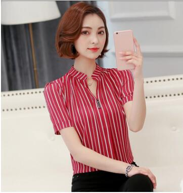 Summer Style Womens Blouses