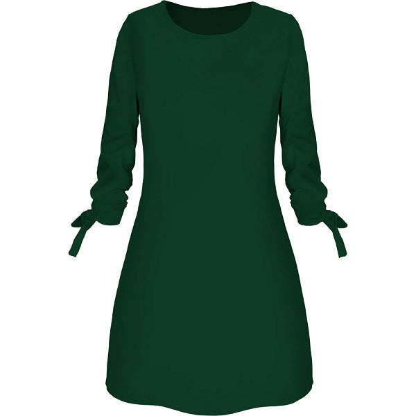 Spring New Fashion Solid Color Dress
