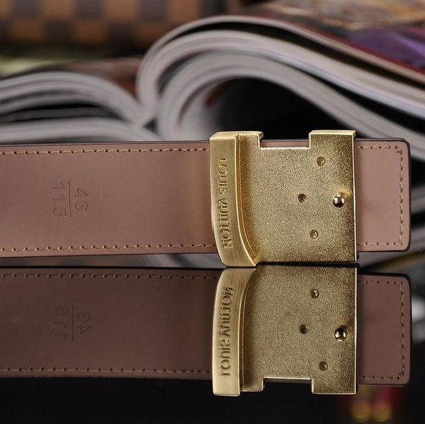 Design belt men and women snake luxury belt