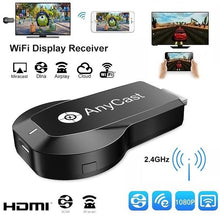 Load image into Gallery viewer, Wireless 2.4G 1080P HDMI Display Receiver WiFi Screen TV Stick Support