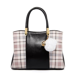 Quality PU leather cute fashion women Handbag