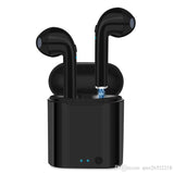 I7 I7S TWS Twins Bluetooth Earbuds Mini Wireless Earphones Headset with Mic Stereo V4.2 Headphone for Cell Phones with retail Package