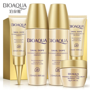 BIOAQUA Snail Extract Skin Care Set